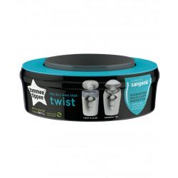 Tommee tippee® ανταλλακτική κασέτα με σακούλες κάδου απόρριψης Twist & Click
