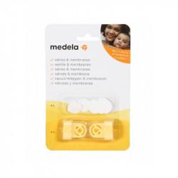 Medela Multipack σετ ανταλλακτικές βαλβίδες και μεμβράνες θηλάστρου