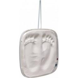 Κορνίζα για αποτύπωμα μωρού Baby Art Hello Baby Crystalline