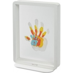 Αποτύπωμα χεριών μωρού Baby Art Family Touch White