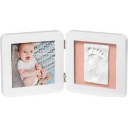Κορνίζα για αποτύπωμα μωρού Baby Art My Baby Touch White