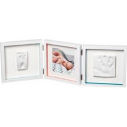 Διπλή κορνίζα για αποτύπωμα μωρού Baby Art My Baby Style Essentials