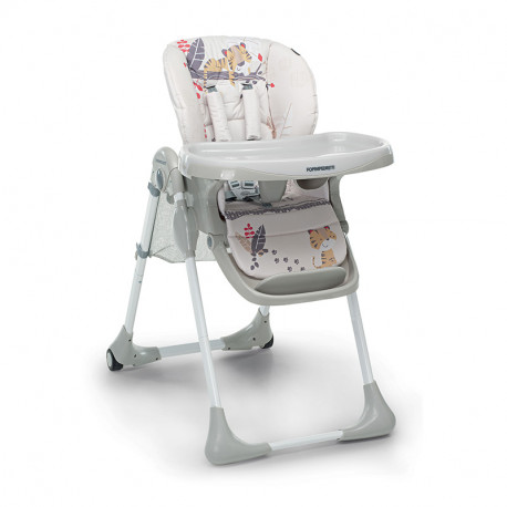 FoppaPedretti καρέκλα φαγητού Meeting Babytiger
