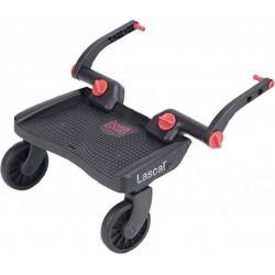 Πλατφόρμα καροτσιού για δεύτερο παιδί Lascal BuggyBoard™ Mini™ 3D Red - Black