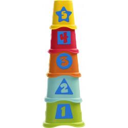Πυραμίδα με κυβάκια 2 σε 1 Chicco Smart2Play