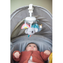 Μουσικό κρεμαστό καροτσιού και καθίσματος αυτοκινήτου Taf™ Toys Kimmy the Koala