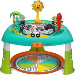 Κάθισμα και τραπέζι δραστηριοτήτων Infantino® Sit, Spin & Stand Entertainer 360°