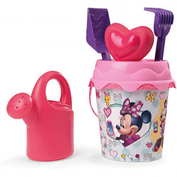 Σετ κουβαδάκι Smoby Disney Minnie Mouse