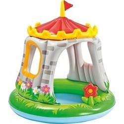 Φουσκωτή πισίνα INTEX® Royal Castle 1-3 ετών