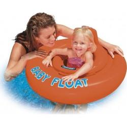 Φουσκωτό κάθισμα - σαμπρέλα θαλάσσης INTEX® Baby Float 1-2 ετών