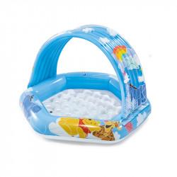 Φουσκωτή πισίνα INTEX® Disney Winnie the Pooh με σκίαστρο 1-3 ετών