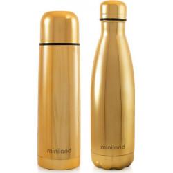 Miniland σετ θερμός 500 ml και μπουκάλι θερμός MyBaby&Me