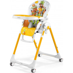 Peg Perego καρέκλα φαγητού Prima Pappa Follow Me Fox & Friends