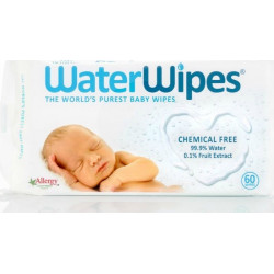 WaterWipes® μωρομάντηλα 60 τεμαχία