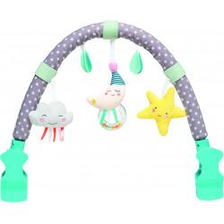 Αψίδα με κουδουνιστά παιχνίδια για καρότσι Taf™ Toys Mini Moon