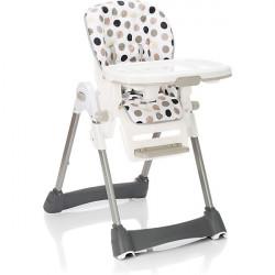 Fillikid καρέκλα φαγητού Aron Beige Dots