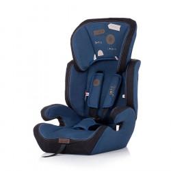 Κάθισμα αυτοκινήτου ChipoLiNo Jett Blue Denim 9-36 kg
