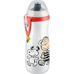 NUK® παγουράκι Sports Cup 450 ml Peanuts Snoopy 36M+