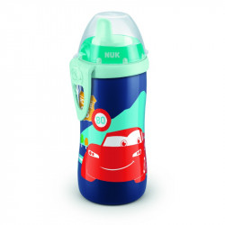 NUK® κύπελλο Kiddy Cup Disney Cars 300 ml 12M+