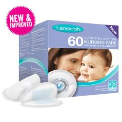 Lansinoh® επιθέματα θηλασμού 60 τεμάχια