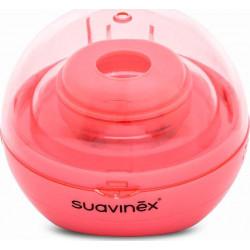 Suavinex φορητός αποστειρωτής πιπίλας με υπέρυθρες ακτίνες Pink