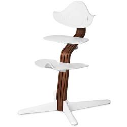 Ξύλινη βάση καρέκλας Nomi Stem Premium Natural Oil Walnut