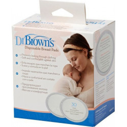 DrBrown's™ επιθέματα στήθους μιας χρήσης