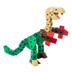 Σετ μίνι κύβοι Oxybul BUiLDibul Δεινόσαυροι