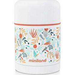 Miniland θερμός φαγητού Mediterranean Food Thermo 600 ml