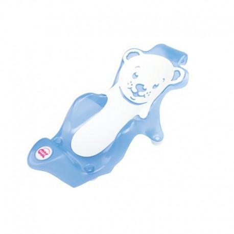Ξαπλώστρα μπάνιου OK BABY Buddy μπλε