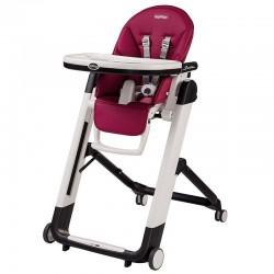 Peg-Perego καρέκλα φαγητού Siesta Berry με ΔΩΡΟ μαξιλάρι Baby Cushion