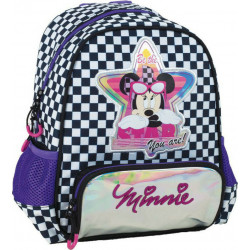 Σακίδιο πλάτης νηπιαγωγείου GiM Disney Minnie Mouse Silver Star