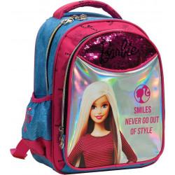 Σακίδιο πλάτης νηπιαγωγείου GiM Barbie® Denim Fashion