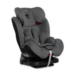 Κάθισμα αυτοκινήτου LoreLLi® Mercury Grey & Black 0-36 kg