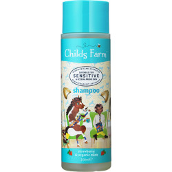 Childs Farm® σαμπουάν Strawberry & Organic Mint 250 ml