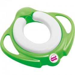 OK BABY πράσινο μαλακό κάθισμα τουαλέτας Pinguo