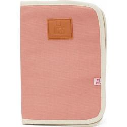 My Bags θήκη για βιβλιάριο υγείας Happy Family Pink