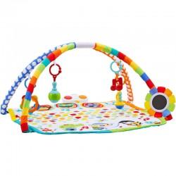 Πολύχρωμο γυμναστήριο με μουσικά όργανα Fisher-Price® DFP69