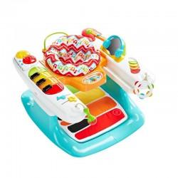 Καθισματάκι Jumperoo 4 σε 1 Fisher-Price® Πιανάκι DMR09