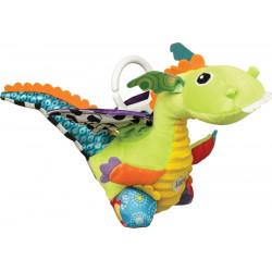 Δράκος που χτυπάει τα φτερά του Lamaze® Flip Flap Dragon
