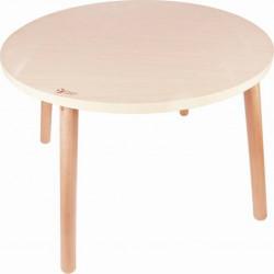 Ξύλινο στρογγυλό τραπέζι Classic world™ Children's Round Table