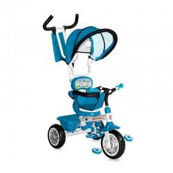 Τρίκυκλο ποδήλατο LoreLLi® B313A Blue - white