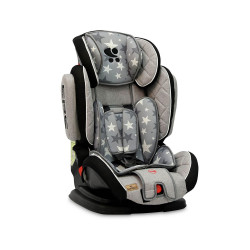 Κάθισμα αυτοκινήτου LoreLLi® Magic+ SPS Grey Stars 9-36 kg
