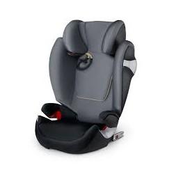 Κάθισμα αυτοκινήτου Cybex Solution M-Fix Graphite Black 15-36 kg
