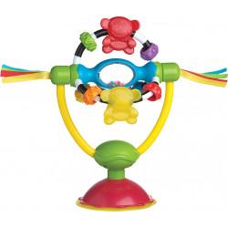 Παιχνίδι δραστηριοτήτων για καρέκλα φαγητού Playgro™ High Chair Spinning Toy