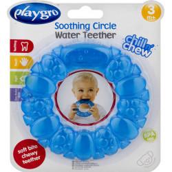 Playgro™ δροσιστικός κρίκος οδοντοφυΐας Soothing Circle Water Teether