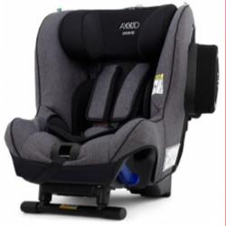 Κάθισμα αυτοκινήτου Axkid Minikid 2 Premium Granite Grey Melange 0-25 kg