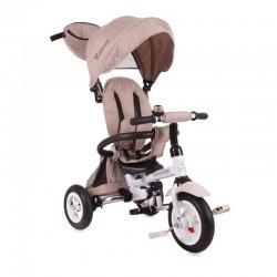 Τρίκυκλο ποδήλατο LoreLLi® Matrix Air Wheels Ivory