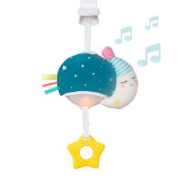 Μουσικό κρεμαστό φεγγαράκι δραστηριοτήτων Taf™ Toys Musical Mini Moon
