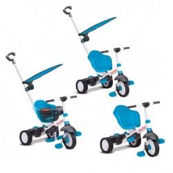 Τρίκυκλο ποδήλατο SmarTrike® Charm Plus 3 in 1 Blue